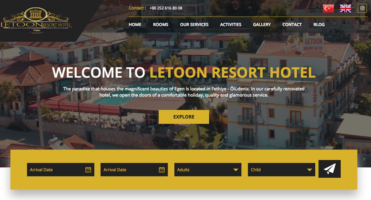 Letoon Resort Hotel