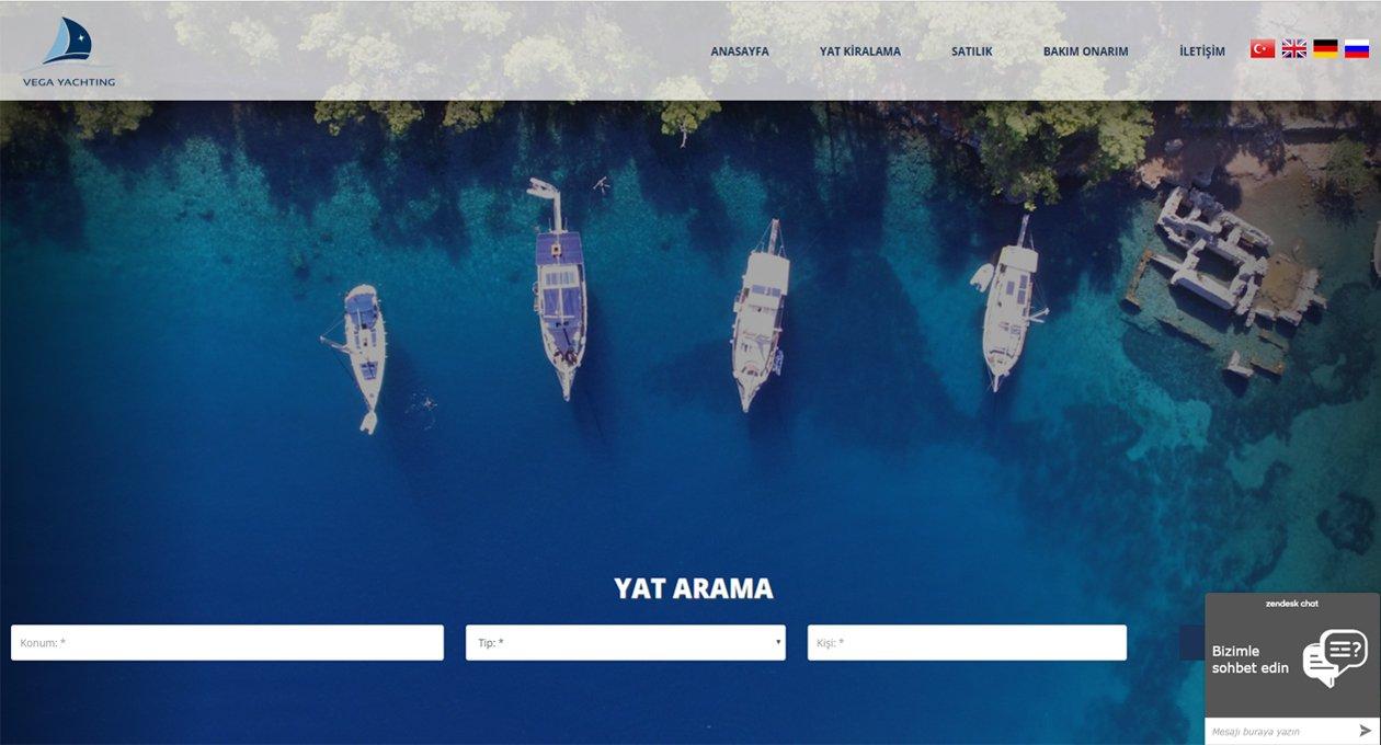 Vega Yachting