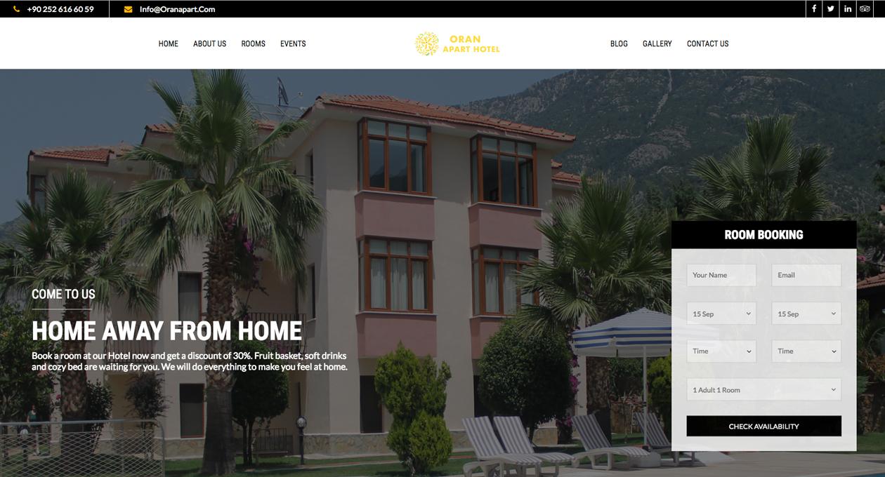 Oran Apart & Hotel
